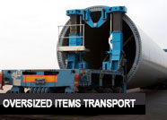 Oversized Items Transport