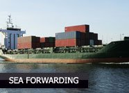 Sea Forwarding